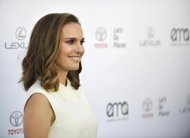Natalie Portman at the Environmental Media Association's 27th Annual EMA Awards in 2017 in Santa Monica, Calif. (Photo: Jerod Harris/Getty Images for Environmental Media Association)