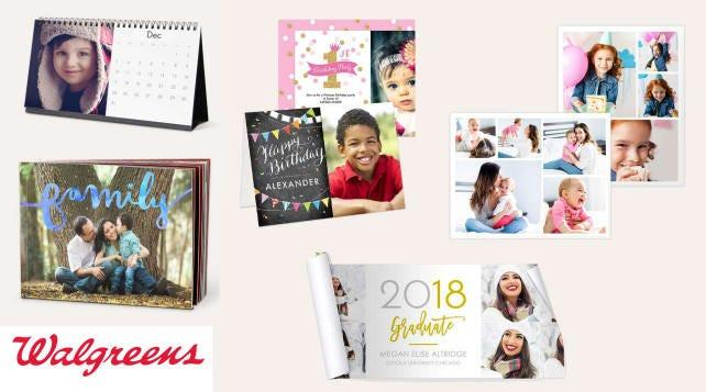 Walgreens has got you covered with last-minute photo services and same day pickup.