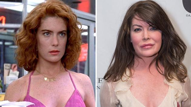 Lara Flynn Boyle played Stacy in 'Wayne's World'