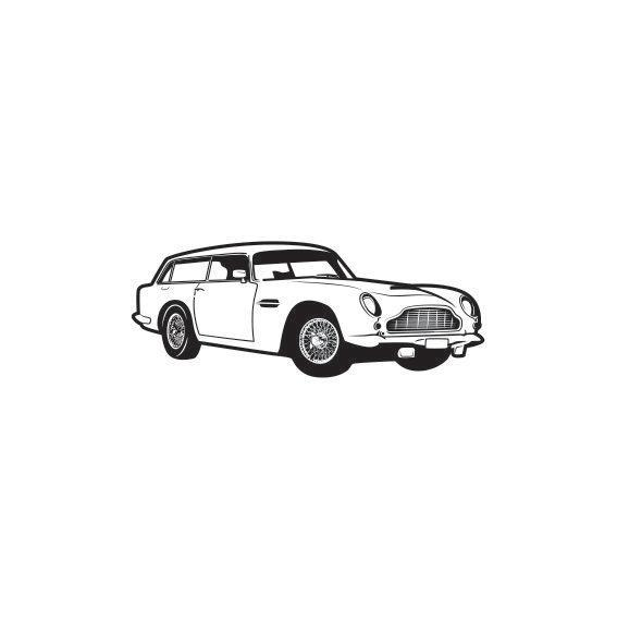 <p>Sean Connery's 007 made the Aston Martin DB5 all the rage. But Aston boss David Brown wanted more room when he traveled with his Labrador retriever, Candy. Brown commissioned coachbuilder Harold Radford to construct an estate version, with a Lab-friendly boot. Only 12 DB5 shooting brakes were made—making it the rarest DB5 variant. One sold in 2019 for $1.8 million.</p>