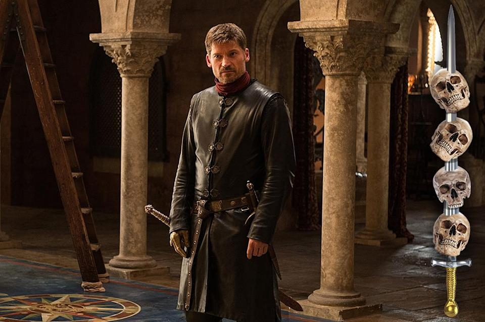 <p>The Kingslayer has been on the block for a while; frankly, he is lucky that his hand is the only thing he's had chopped off so far. It should be a good thing that his sister is Queen, but she's a different person now. The last time a ruler decided to use wildfire on his own people, Jaime killed him. It's a safe bet he'll do it again — or die trying.<br><br>(Photo Credit: HBO) </p>