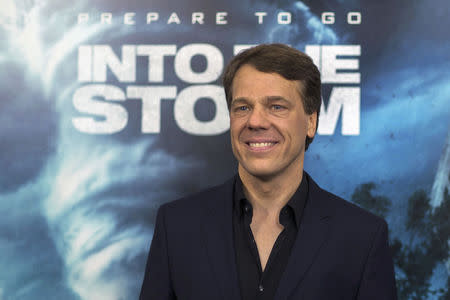Director Quale attends the 'Into The Storm' premiere at AMC Lincoln Square Theater in New York