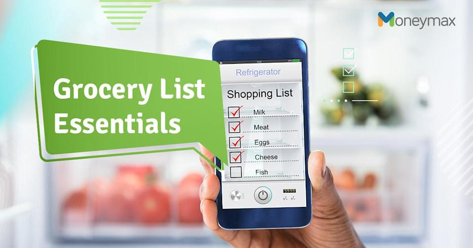 Grocery List Philippines: Shopping During COVID-19   Moneymax