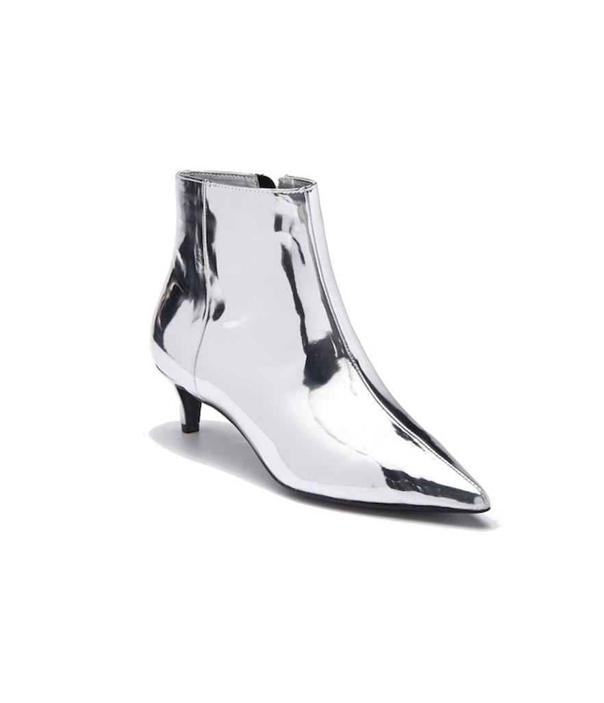 Charles by Charles David Kiss Mirror Bootie. (Photo: Nordstrom Rack)