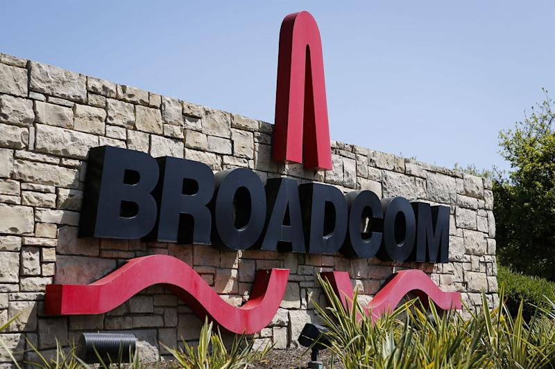 Broadcom's Forecast Gives Weary Chip Investors Reason to Cheer