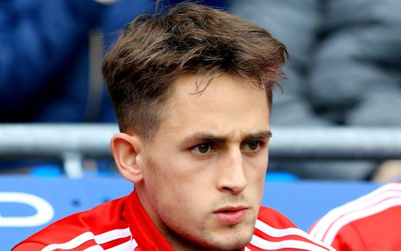 Januzaj is thought to favour a move overseas if he leaves Old Trafford - Rex Features