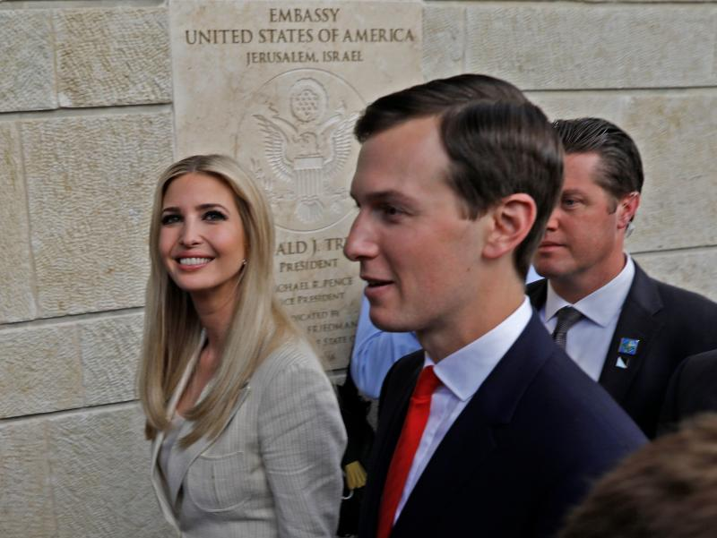 Joe Scarborough: Ivanka Trump and Jared Kushner 'Completely Out of Touch' at Jerusalem Embassy Opening
