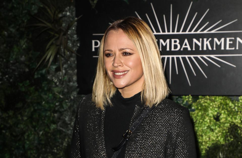 Kimberley Walsh (Photo by Brett Cove/SOPA Images/LightRocket via Getty Images)