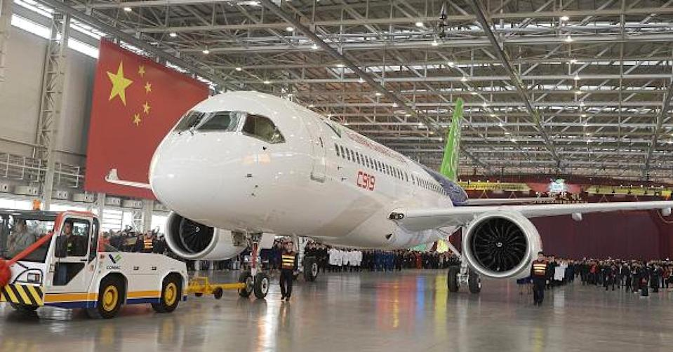 Is China a real threat to Boeing and Airbus?