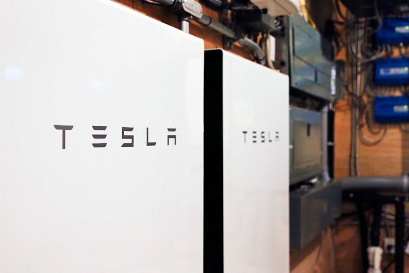 La batteria ricaricabile Tesla Powerwall 2 (Getty)