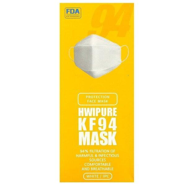 <p>Have these <span>Hwipure Disposable KF94 Masks</span> ($34 for 25) on hand.</p>