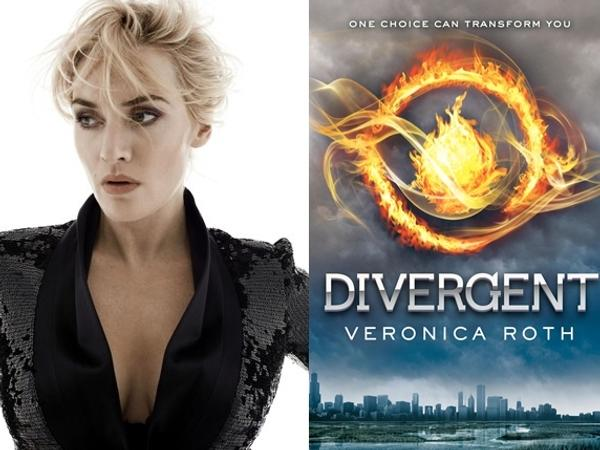 """Kate Winslet to be """"Divergent"""""""