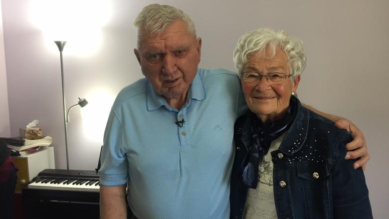 'He sings You are My Sunshine to me': Music therapy helps Sask. singer find voice after stroke