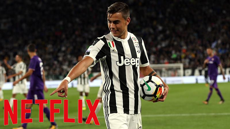 584ea378a90 Netflix set to launch Juventus documentary series in 2018