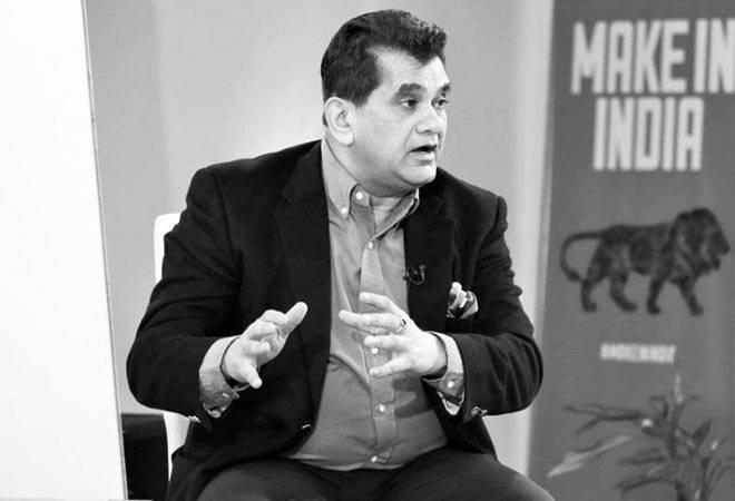 We are moving to a low transaction cost digital economy: Amitabh Kant