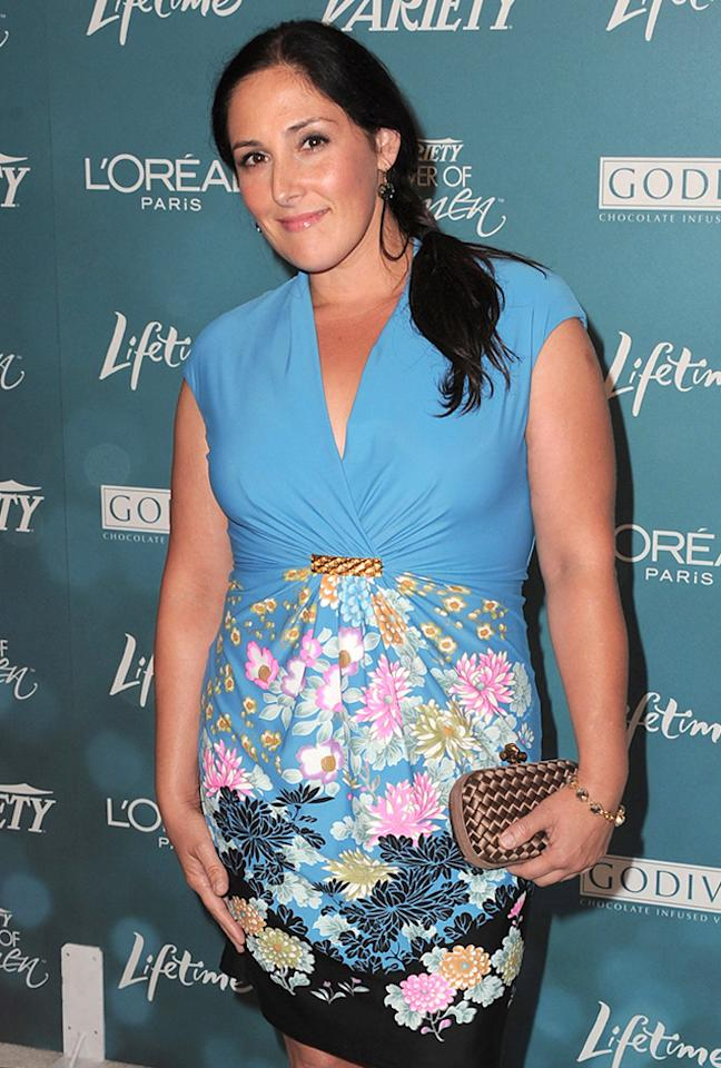 """Ricki Lake (""""Dancing With the Stars"""") turns 43. Jordan Strauss/<a href=""""http://www.wireimage.com"""" target=""""new"""">WireImage.com</a> - September 30, 2010"""