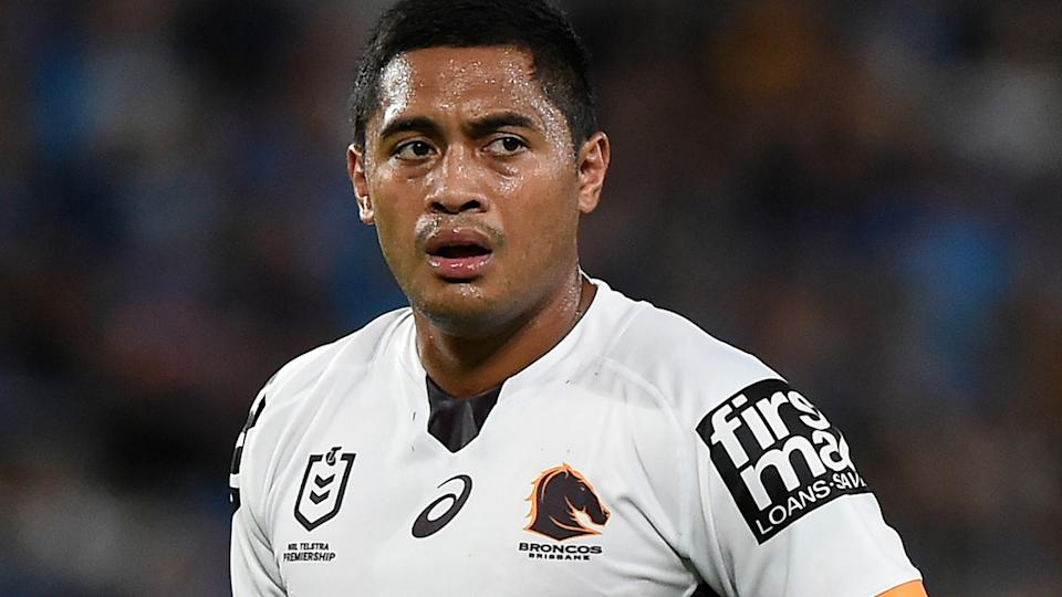Anthony Milford has been dropped by the Brisbane Broncos as he battles an ongoing form slump. (Photo by Matt Roberts/Getty Images)