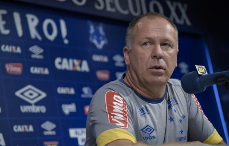 Mano esconde time do Cruzeiro e formação do ataque segue indefinida
