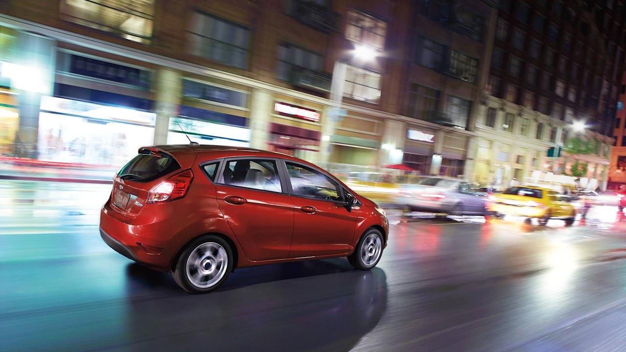 "<p><strong>$167 a month for 39 months with $2,320 due at signing. </strong>At about the same monthly payment, but with a slightly cheaper down payment than the above EcoSport, the subcompact <a rel=""nofollow"" href=""https://www.motor1.com/ford/fiesta/"">Ford Fiesta</a> sedan/hatchback upon which it's based is more cramped on the inside, but can be more entertaining to drive, provided you're not completely sold on a crossover instead.</p>"