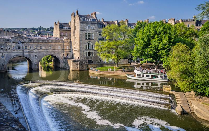 Make the most of summer in Bath - Manfred Gottschalk mago-world-image