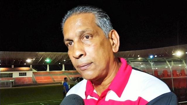 Selangor's match against Bangkok United on Sunday was just another pre-season friendly, as far as head coach B. Satiananthan is concerned.