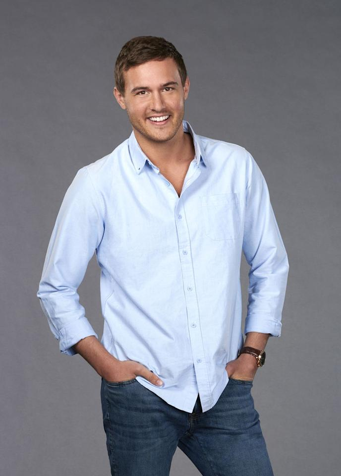 """<p><strong><u>Why he could be the next Bachelor:</u></strong> This season's haver-of-windmill-sex is probably the strongest contender for next Bachelor at this point. He's handsome! He's charming! He would be a waaay better pilot-turned-Bachelor than Jake Pavelka! And ABC seemed to go out of its way to make us fall in love with his family on the first night of the season 15 finale. </p><p><u><strong>The case against Peter:</strong></u> Like his co-star Jed Wyatt, he's had an <a href=""""https://www.tvinsider.com/794181/bachelorette-2019-peter-weber-girlfriend-calee-lutes/"""" target=""""_blank"""">ex-girlfriend accuse him</a> of ditching her to go on <em>The Bachelorette</em>. That kind of negative press could hurt his public perception. (For clarification, Peter's reputation is nowhere near as sullied as Jed's—the latter of whom got engaged to Hannah without telling her he'd totally been in a relationship right up until her season started.)</p>"""