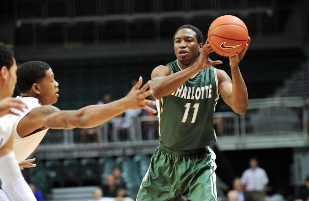 DeMario Mayfield starred at Charlotte before a series of failed drug tests led the school to dismiss him.