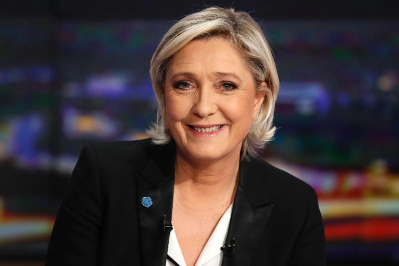 United States white supremacist David Duke praises France's Le Pen