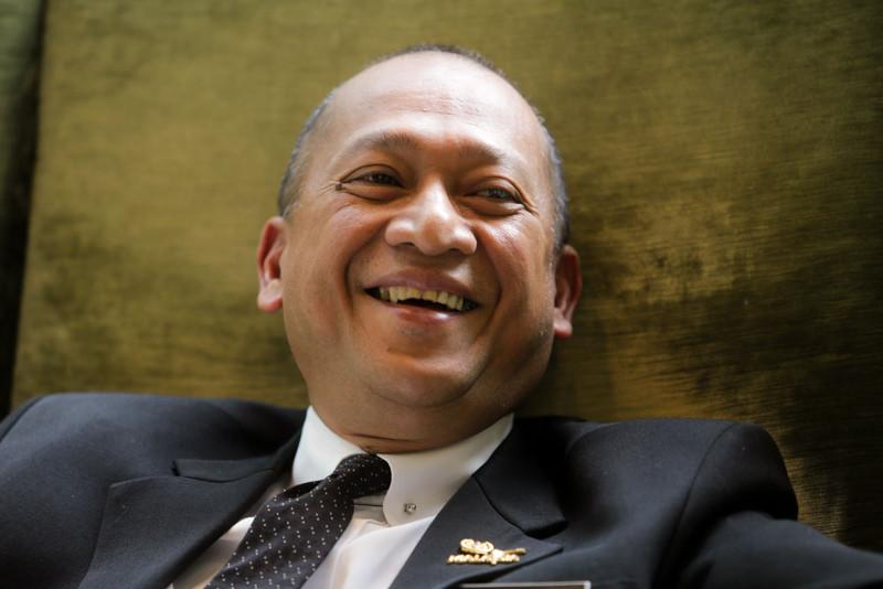 Nazri asks if he's a threat, says got PM's approval for debate