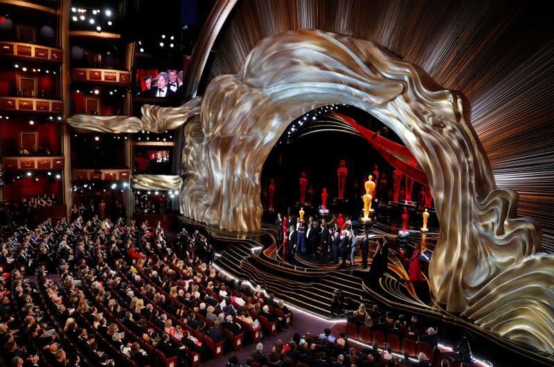 Oscars to go host-less for second year, ABC says
