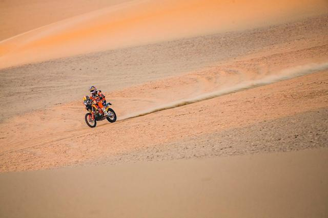 """#1 Red Bull KTM Factory Racing: Toby Price <span class=""""copyright"""">Red Bull Content Pool</span>"""