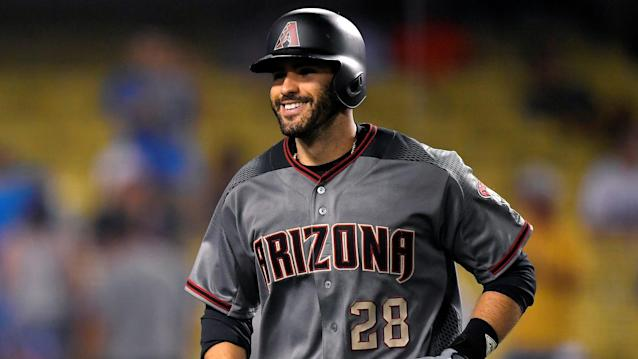 J.D. Martinez gets his big payday after agreeing to a five-year deal with the Boston Red Sox. (AP)