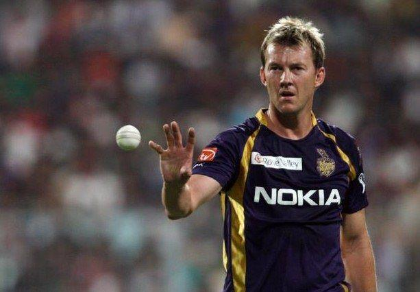 Brett Lee was probably the fastest bowler ever to have played the game
