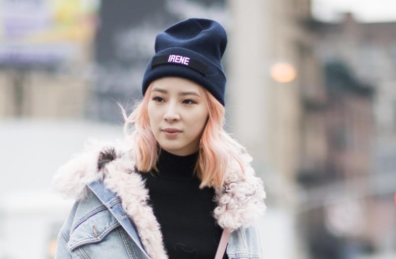 Hats are a winter go-to, but they've been said to be damaging to hair.