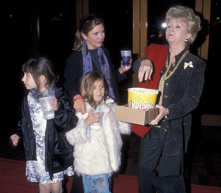 <p>Daughter of actress Carrie Fisher and agent Bryan Lourd (and granddaughter of Debbie Reynolds and Eddie Fisher), Bille Lourd was born in Los Angeles, California on July 17, 1992.</p>