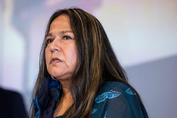 NeskonlithKukpi7 (Chief) Judy Wilson says it should have been easier for groups to be part of the process developing the plan.