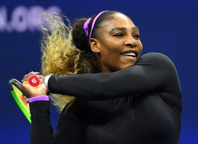 Serena Williams returns to U.S. Fed Cup team