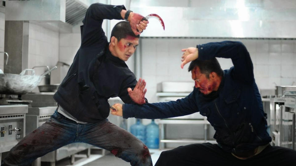 'The Raid 2'. (Credit: eOne)