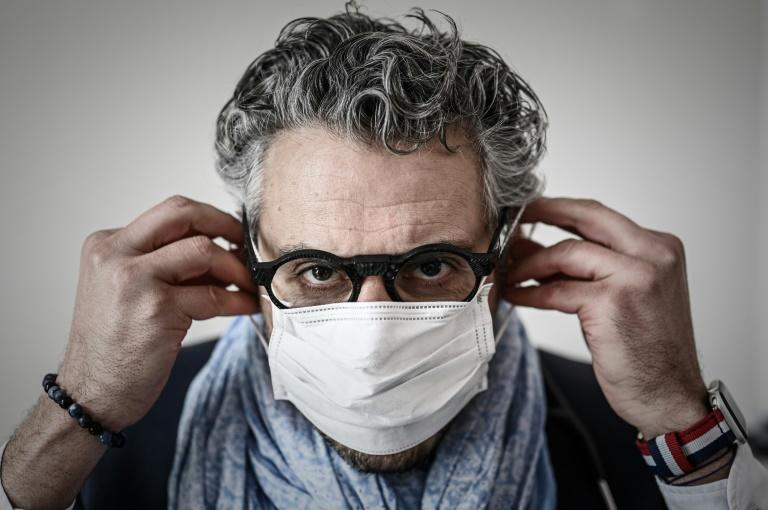 Most governments in the West recommend masks are used only by healthworkers and those who are ill