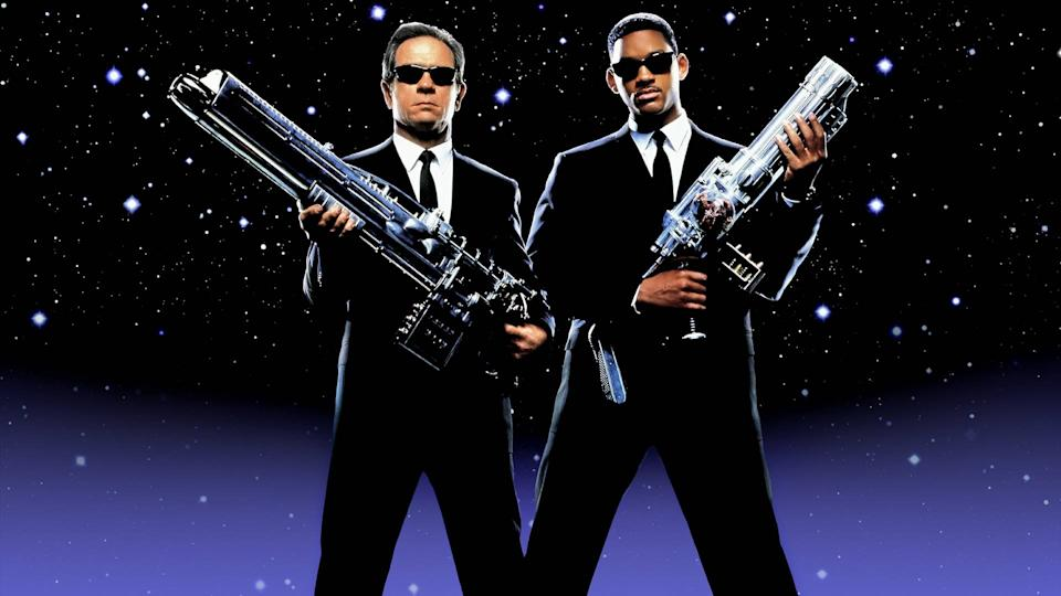 Men in Black spin-off movie announced for summer 2019