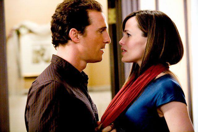 "<p><em><strong>Ghosts of Girlfriends Past</strong></em> (2009)<br>Connor (Matthew McConaughey) was a huge a-hole to Jenny (Jennifer Garner), and yet, he manages to get her back anyway. How refreshing.</p><span class=""copyright"">Photo: Snap Stills/REX/Shutterstock. </span>"