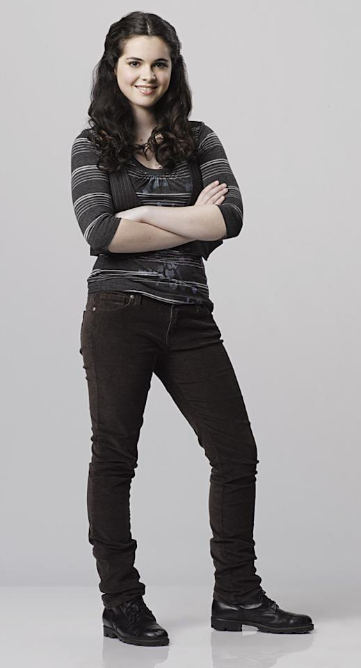"""Vanessa Marano as Hope West in """"Scoundrels."""""""
