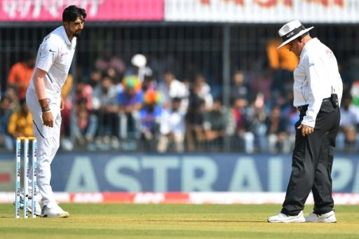 Cricketers can challenge umpires' on-field calls using the Decision Review System