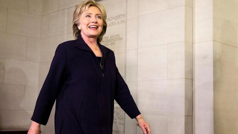 Hillary Clinton Sweeps in Democratic Popularity but Faces Challenges Outside the Party (POLL) (ABC News)