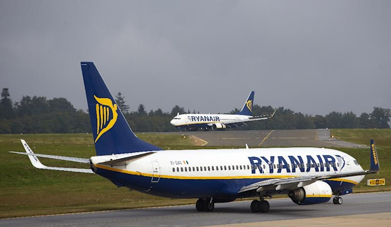 Ryanair pilot strike leaves 55,000 travellers stranded across Europe
