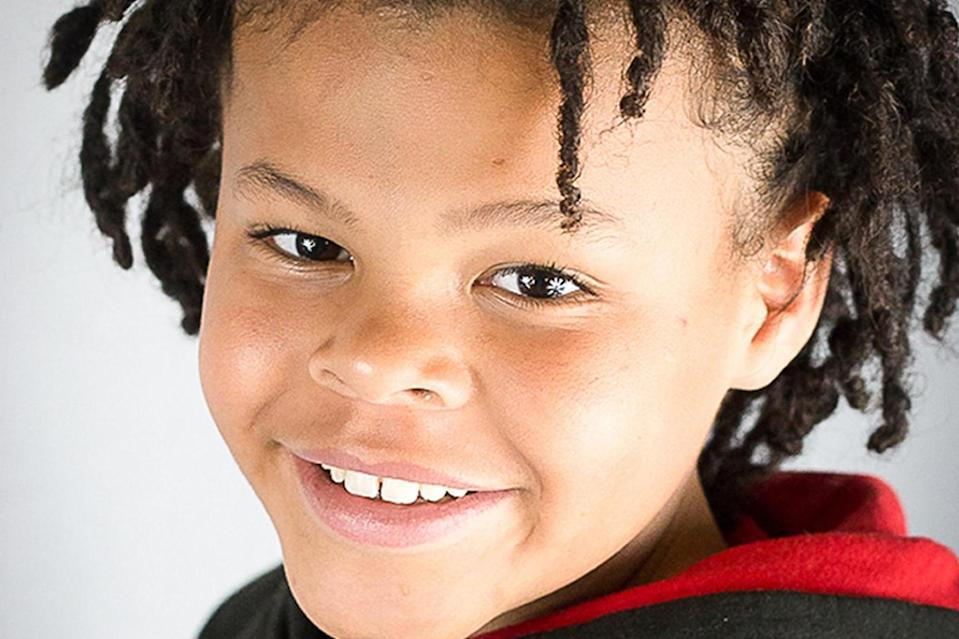 <p>Makayah McDermott and his aunt Rozanne Cooper died after a car ploughed into them in August 2016</p> (PA)