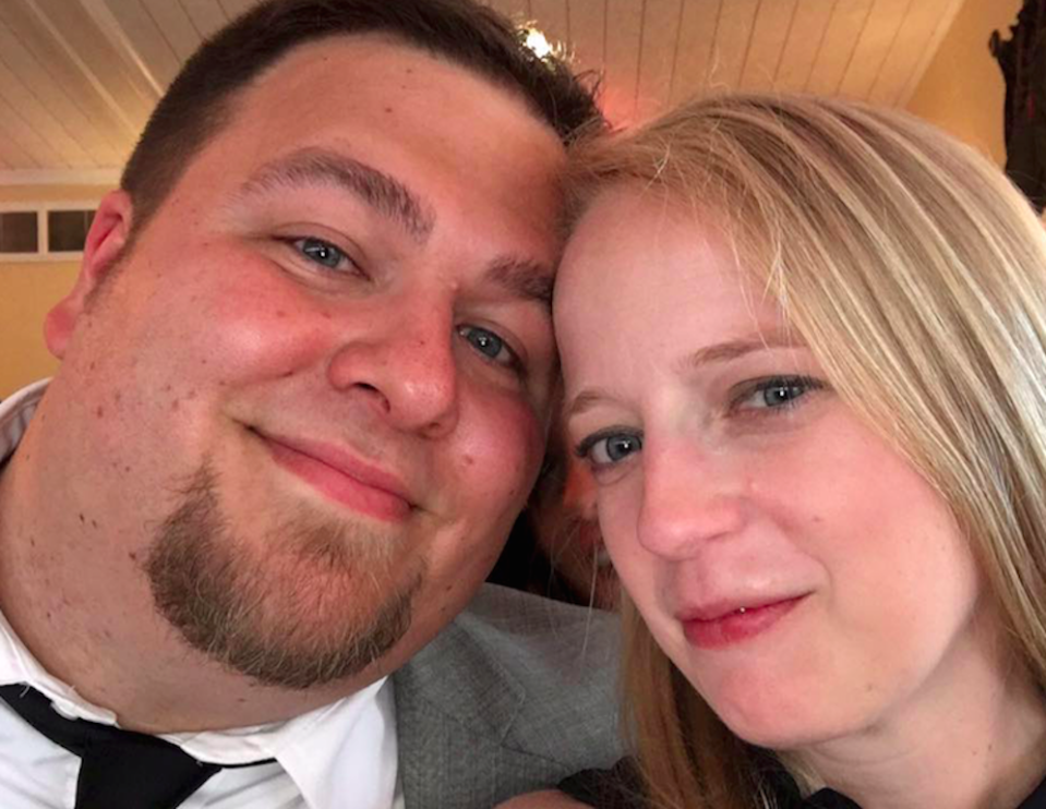 Adam and Abigail Jackson were killed (Picture: Facebook)