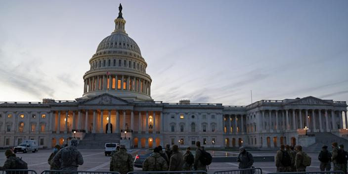 4 members of Congress have tested positive for COVID-19 in the wake of the Capitol insurrection