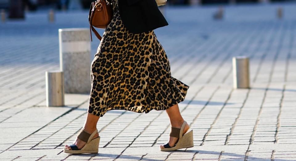 Shake up your wardrobe with the best animal print dresses for summer. (Getty Images)