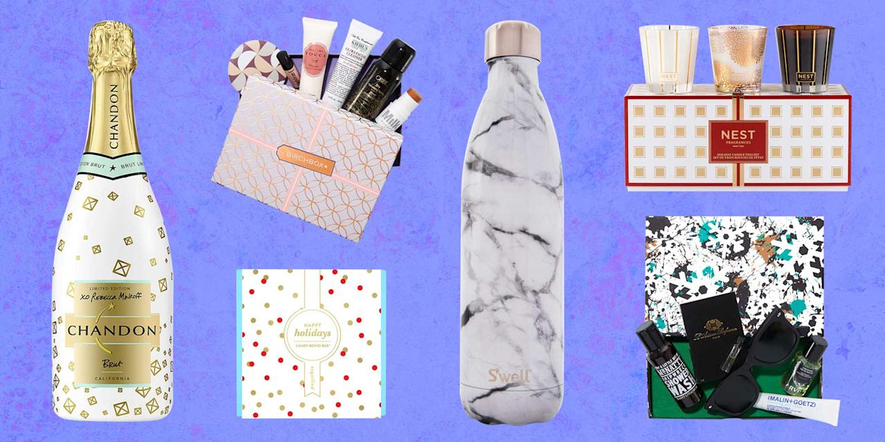 <p>When you have no idea what to give someone, try one of the presents on this list.  </p>